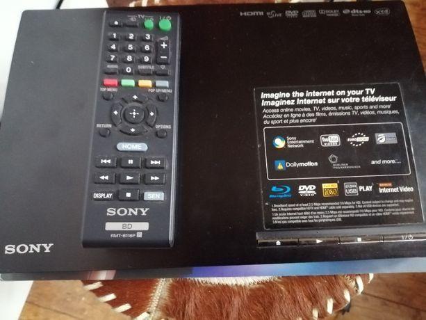 Odtwarzacz Blu-ray Disc tm/DVD SONY