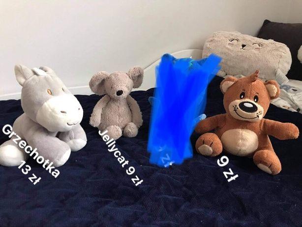Maskotka mis grzechotka mis jellycat koala przytulanka psi patrol paw