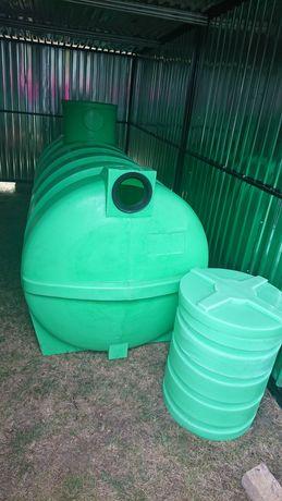 Pojemnik plastikowy na szambo 2m3