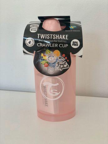 Twistshake kubek nie kapek crawler cup 300ml
