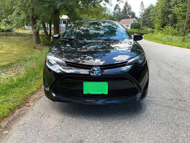Продам  2017 Toyota Corolla