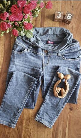Jeansy ciążowe Happymum 38 M