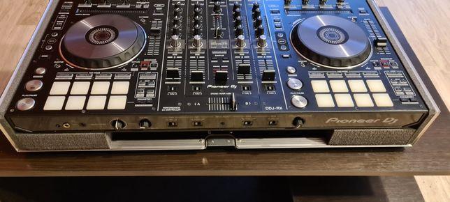 Pioneer DDJ RX + case