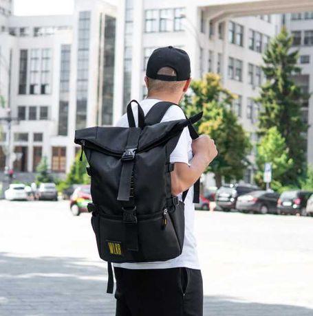 НОВИНКА! Рюкзак роллтоп мужской rolltop roll сумка для ноутбука 60