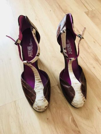 Buty sandały czółenka beverly feldman 40