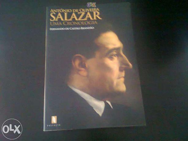 Livro cronologia do Salazar
