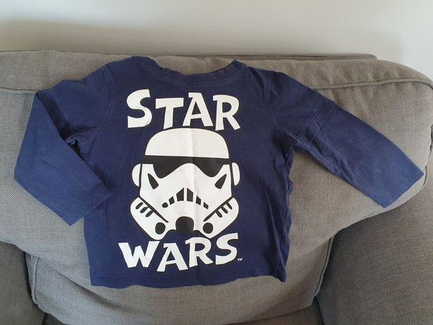 Bluzeczka koszulka STAR WARS 92