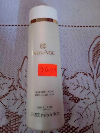 Zmiękczający tonik do twarzy NovAge Oriflame