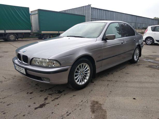 Продам BMW 523i е 39 1997року