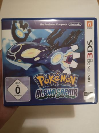 Pokemon alpha sephir Nintendo 3ds