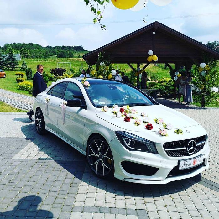 Wynajem do Ślubu Auto do Ślubu Mercedes CLA AMG PIĘKNY ! Rzeszów - image 1