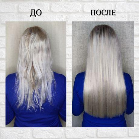 Наращивание Афронаращивание волос Кривой Рог 800грн (с материалом)