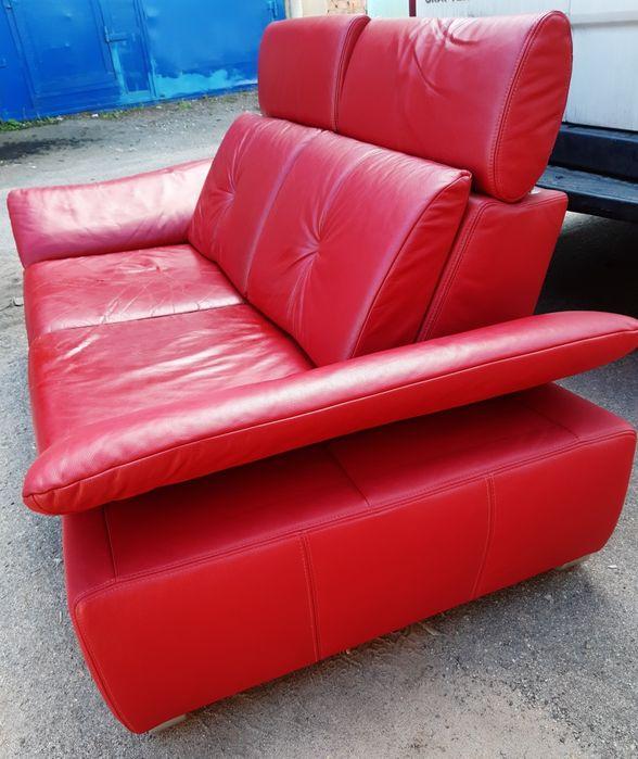 Шкіряний диван релакс Винница - изображение 1