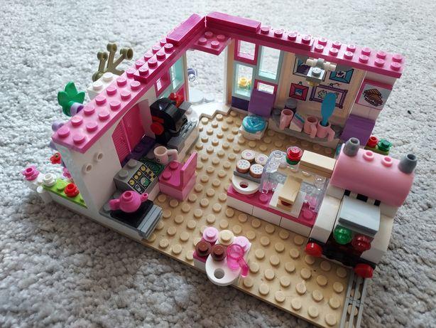 Lego friends 41336 kawiarnia cukiernia