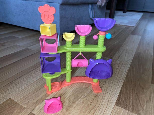 Littlest Pet Shop Koci plac zabaw