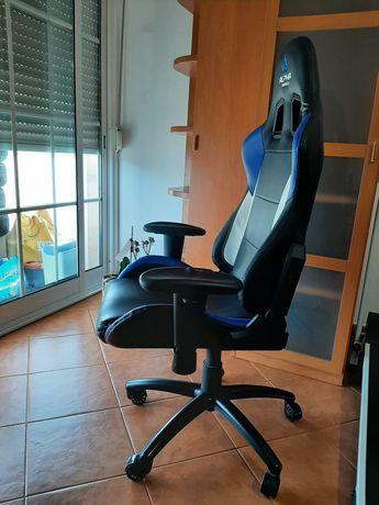Cadeira Alpha Gamer Azul