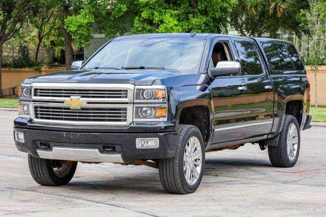 Продам Chevrolet Silverado 2018 (Повноцінна кабіна)