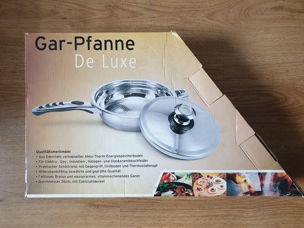 Gar-Pfanne De Luxe Patelnia beztłuszczowa