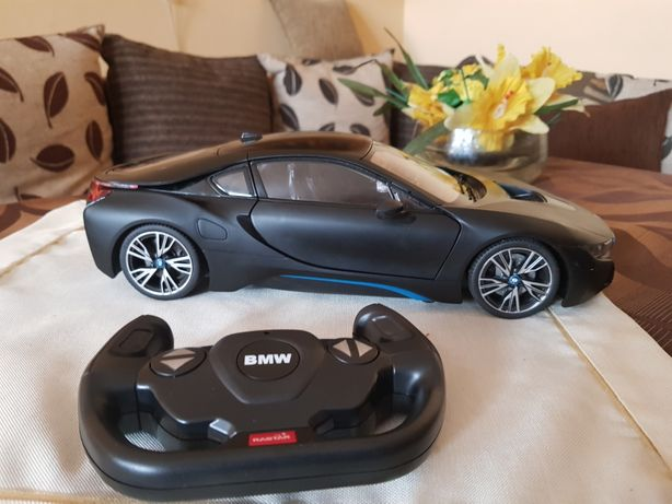 Samochód BMW zdalnie sterowany