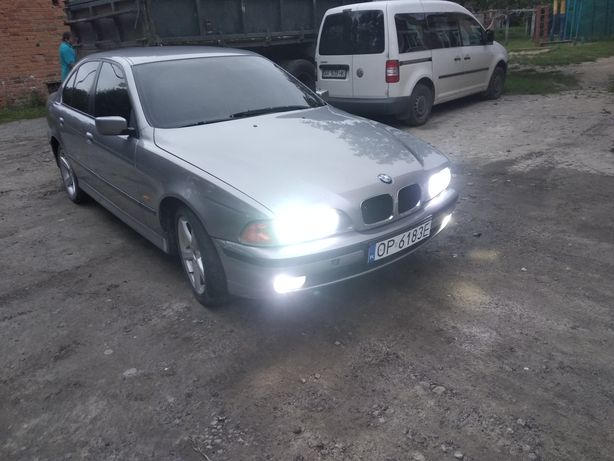 Bmw 525 Diesel 1998p
