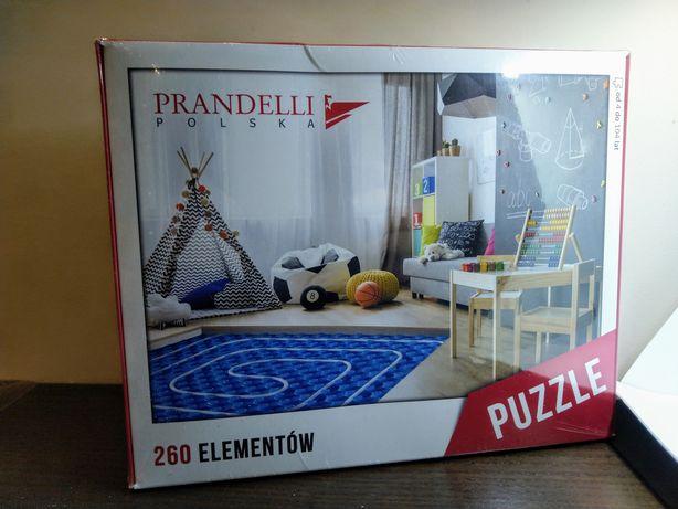 Puzzle puzzle 260 elementów nowe