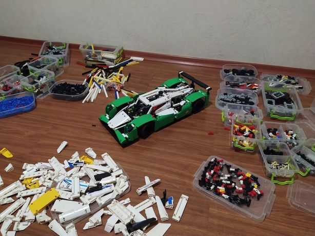 Lego mindstorms, lego technic