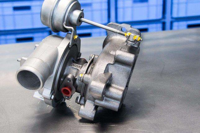 Turbosprężarka 1.6 D 109 Km Regeneracja Volvo V50 C30 C2 C4 C5