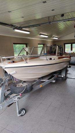 Motorówka glastron v-174 łódź motorowa