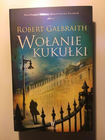 """Robert Galbraith (J. K. Rowling) """"Wołanie kukułki"""""""