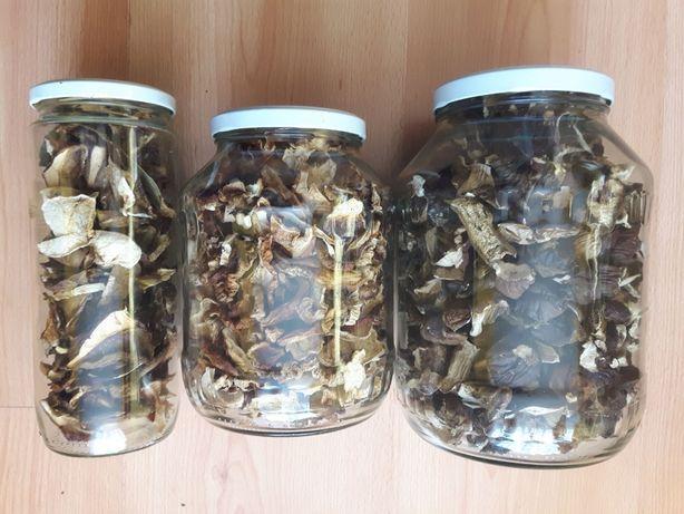 Suszone grzyby prawdziwek borowik podgrzybek 100 gram