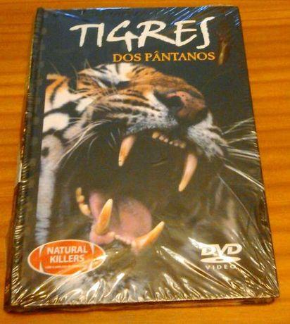 """DVD - Documentário """"Tigres dos Pântanos"""""""