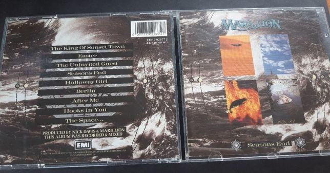 Marillion – Seasons End , CD I WYDANIE 1989 UK , super stan