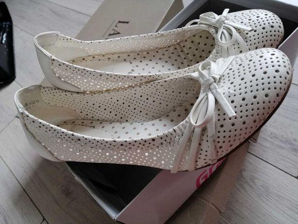 Buty białe r. 39 Graceland