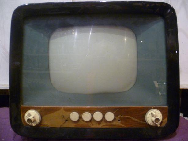 Stary antyk telewizor
