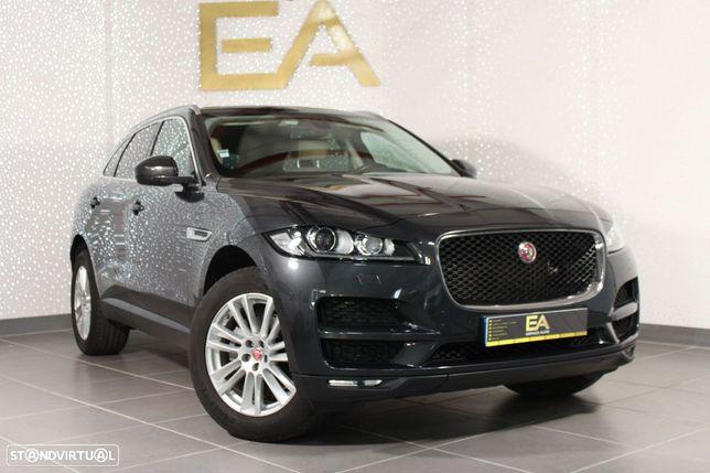 Jaguar F-Pace Prestige Auto