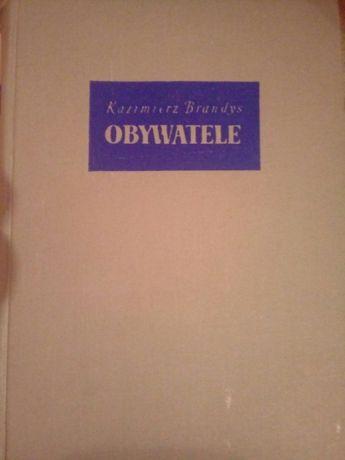 Kazimierz Brandys OBYWATELE