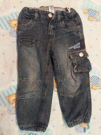 Детские джинсы 92 размера