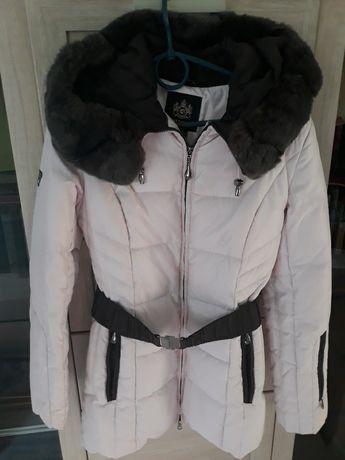 Куртка shenova с мехом