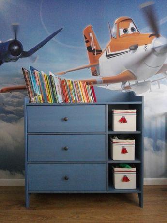 Cómoda azul para quarto de criança, coleção Trogen, IKEA. NOVO PREÇO!