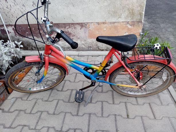 Rower- koła 20 cali