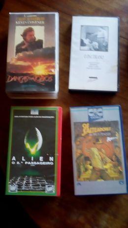 Filmes em cassette VHS