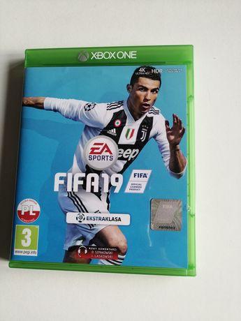 Gra Xbox One. Fifa 19!!!