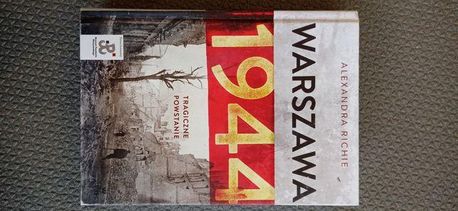 Warszawa 1944 - tragiczne powstanie