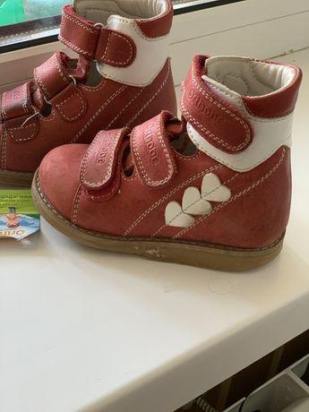 Ортопедические туфли варус