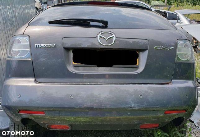 Mazda cx-7 cx7 klapa bagażnika tylna tył