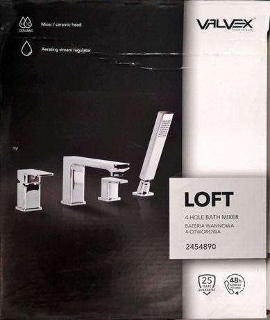 Bateria nawannowa valvex loft