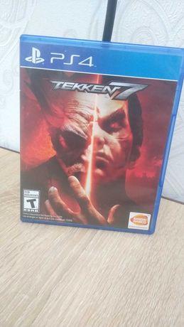 Tekken 7 Игра PS4 \ PS5 диск ОБМЕН продажа Fighting