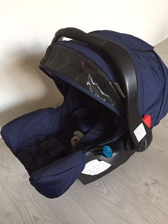 Автокресло teutonia,люлька,переноска 0+,с вкладышем для новорожденного
