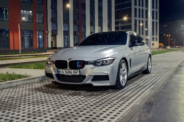 BMW F30 328i M Performance
