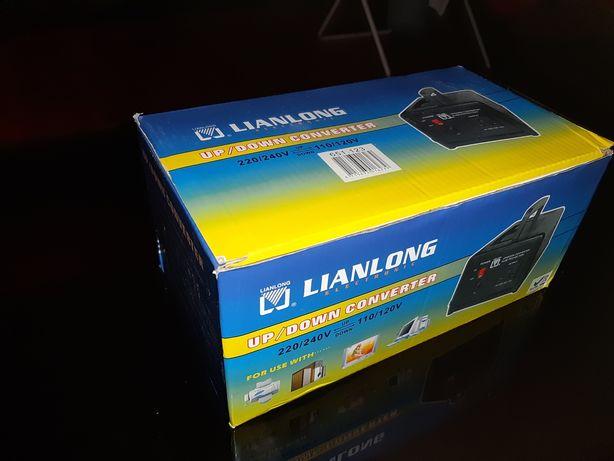 Перетворювач, блок живлення 500W 110V-220V Lianlong